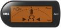 Korg TUAW2 Chromatisches Stimmgerät Clip-on für Blas- und Orchesterinstrumente schwarz
