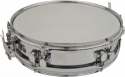 Steinbach Marching Snare Drum aus Metall 14 x 3,5 Zoll