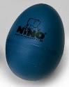 MEINL NINO Egg Shaker blau