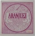 Aranjuez A300 Classic Silver Konzertgitarrensaiten Medium Tension Satz