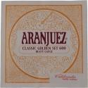 Aranjuez A600 Classic Gold Konzertgitarrensaiten High Tension Satz