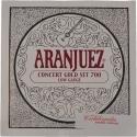 Aranjuez A700 Concert Gold Konzertgitarrensaiten Low Tension Satz