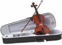 Gewa Set O. M. Moennich 3/4, vollmassive Violingarnitur aus , Ebenholzgarnitur, spielfertig **Ausverkauf**