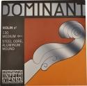 Thomastik 130 Dominant E-Einzelsaite 4/4 Geige/Violine Alu umsponnen mittel