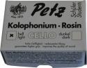 Petz Kolophonium für Cello hell ideal für Schüler