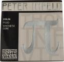 Thomastik PI100 Peter Infeld Saitensatz 4/4 Geige/Violine E-Saite Chromstahl Platin beschichtet mittel