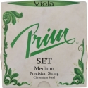 Prim Steel Strings Saitensatz, mit Kugel, medium, f�r Bratsche/Viola
