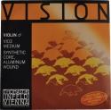 Thomastik Vision vi-03Seele sintética-entorchado Aluminium 3ª-medium-violín 4/4–3/4