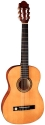 Tenson 3/4 Konzertgitarre in natur getönt mit Fichtendecke