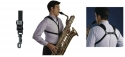 Neotech Saxophongurt Soft Harness Junior mit Kunststoffkarabiner