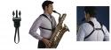 Neotech Saxophongurt Soft Harness Junior mit Steckverschluß