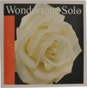 Pirastro Wondertone Solo Saitensatz 4/4 Geige/Violine E-Saite Silberstahl blank mittel