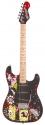 SPONGEBOB 4/4 E-Gitarre mit Verst�rker und Zubeh�r