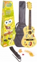 SPONGEBOB 1/2 Junior Konzertgitarre mit Zubeh�r
