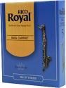 Rico Royal Reeds 1,5 Böhm Bassklarinette Packung mit 10 Stück  - ABVERKAUF