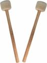Steinbach Schlegel für Trommel mit großem Filzkopf, Paar