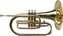 Steinbach Mellophon F Stimmung inkl. 2 Mundstücken