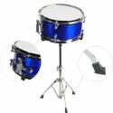 Steinbach Snare Drum 10x5 Zoll für Kinderschlagzeug blau inkl. Ständer