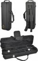 Steinbach Koffer für Sopransaxophon gerade leicht mit Rucksackriemen