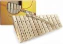Stagg XYLO-J12 Xylophon mit 12 Klangplatten natur