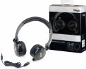 Stagg SHP-I500 BKH Deluxe Stereo Kopfhörer für mobile Geräte incl. Luxus-Transporttasche