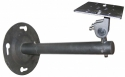 Stagg SPH-30BK Lautsprecher-Halterung mit Montagerohr für Wandmontage
