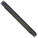 Stagg P19U-1U Rackblende U-Form Stahl für 19 Zoll 1 HE Rack