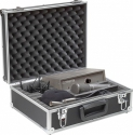 Stagg PGTV-95 SET Profi Röhrenmikrofon mehrfache Richtcharakteristik mit Hardcase u. Zubehör