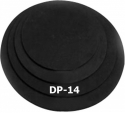 Stagg DP-14 14 Zoll Gummi Übungspad für Tom oder Floortom