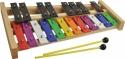 Steinbach Glockenspiel 20 bunte Klangplatten chromatisch