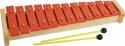 Steinbach Glockenspiel 12 rote Klangplatten diatonisch Tonumfang von c''- g'''