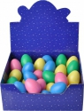 Steinbach Egg Shaker 45 Stück bunt sortiert Displaybox