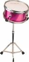Steinbach Snare Drum 10x5 Zoll für Kinderschlagzeug pink inkl. Ständer