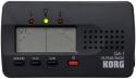 Korg TUGA1 Stimmgerät für Gitarre und Bass schwarz