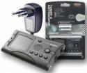 Stagg TUM-50RC DG Automatisches chromatisches Stimmgerät und Digitalmetronom dunkelgrau