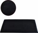 Steinbach VBK-245 Schwarze Stoff - Sitzauflage / Sitzpolster für Doppelklavierbank SPB245