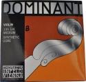 Thomastik 135BM Dominant Saitensatz 1/4 Geige/Violine E-Saite Chromstahl mittel