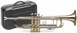 Stagg 77-T HG Bb - Trompete mit Monelventilen