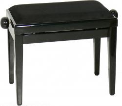 Steinbach Klavierbank in schwarz poliert