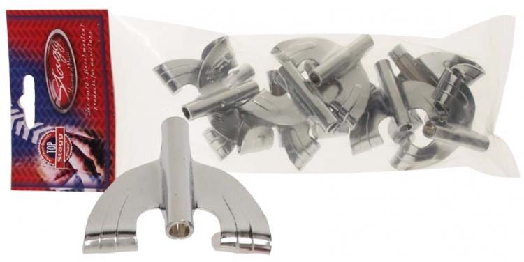 Stagg 3B-HP Standard Bassdrum Kralle 10 Stück
