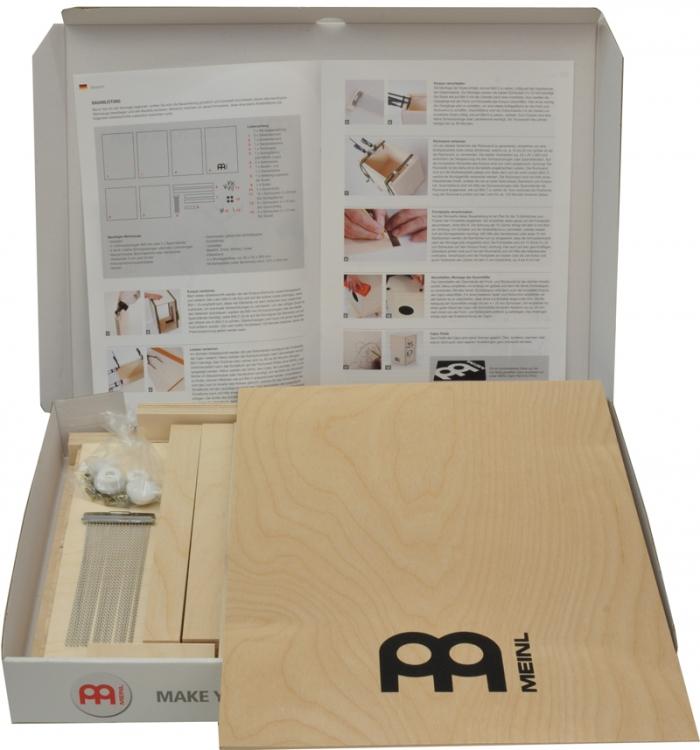 meinl cajon bausatz make your own cajon kit made in eu. Black Bedroom Furniture Sets. Home Design Ideas