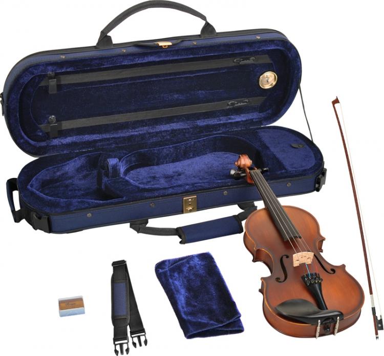 geige violine kindergeige sch lergeige 1 8 ebenholzgarnitur angeflammter boden eschweiler bei. Black Bedroom Furniture Sets. Home Design Ideas