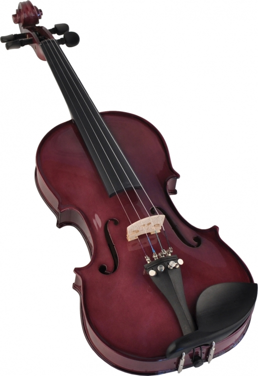 Steinbach SV-15044 LH Linkshänder Geige Set 4//4 handgearbeitete Violinengarnitur